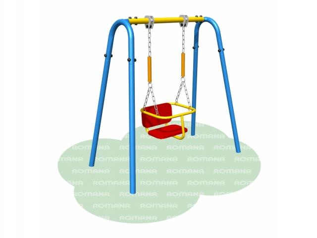 Качели детские (цепная подвеска)