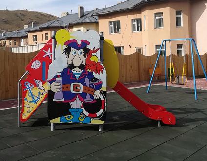 Горка «Пират» Romana 110.12.00-01